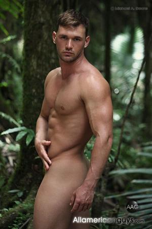 AllAmericanGuys – Martin – Sporting A New Sexy Look