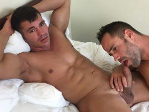 JasonSparksLive – Brogan Reed & Cole Andrews BAREBACK in Erie