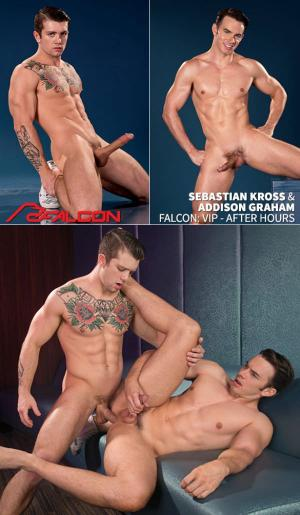FalconStudios – VIP – After Hours – Sebastian Kross & Addison Graham