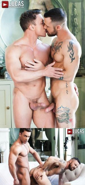 Lucas Entertainment – Sergeant Miles Takes Alexander Volkov In The Ass – Bareback