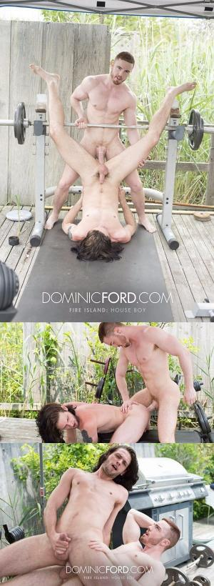 DominicFord: Fire Island Episode 4: House Boy – J.P. Dubois Fucks Duncan Black
