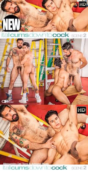 C1R – It All Cums Down To Cock – Scene 2 – Alessandro Del Toro & Armond Rizzo