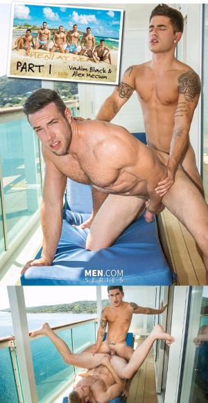 Gods Of Men – Men At Sea Part 1 – Alex Mecum & Vadim Black – Men.com