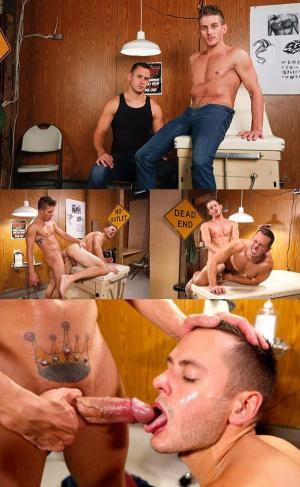 NextDoorBuddies – His Crown Jewels – Alexander Gustavo & Brenner Bolton