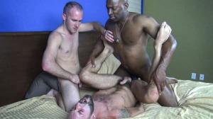 RawFuckClub – The Gift of Big Black Cock – Ethan Palmer, Trit Tyler & Champ Robinson – Bareback