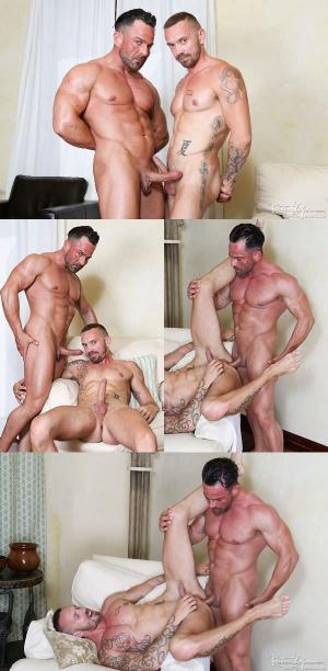 KristenBjorn – In The Flesh, Scene 5 – Alex Brando & Stephan Raw – Bareback