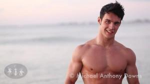 AllAmericanGuys – Parker, beach and waves