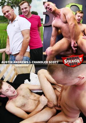 BrokeStraightBoys – Chandler Scott & Austin Andrews – Bareback