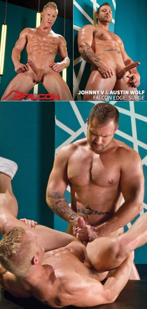 FalconStudios – Surge – Johnny V & Austin Wolf