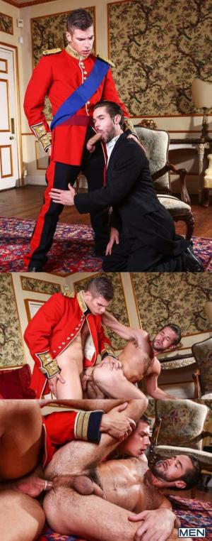 Men of UK – Royal Fuck Fest Part 2 – Paul Walker & Mike de Marko – Men.com