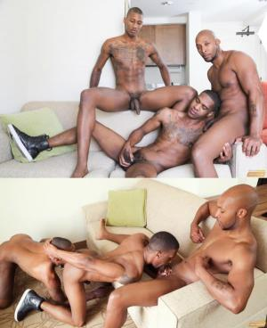 NextDoorEbony – Wishes Cum True – King B, Staxx & Ramsees