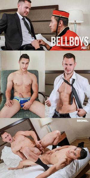 Bromo – The Bell Boys Part 1 – Chandler Banks & Brenner Bolton – Bareback