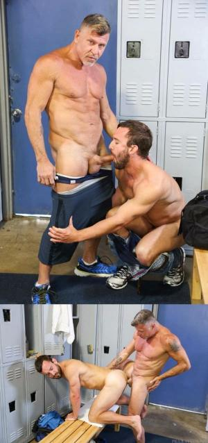 MenOver30 – A Locker Room Affair – Mike Gaite & Peter Fuller