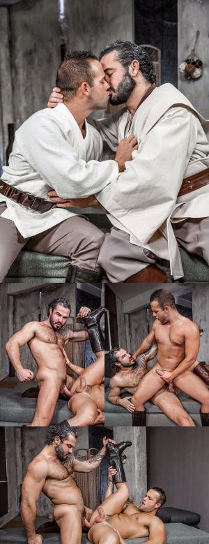 Drill My Hole – Star Wars 1 : A Gay XXX Parody – Jessy Ares & Luke Adams – Men.com