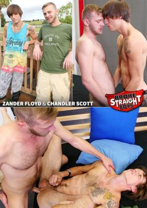 BrokeStraightBoys – Chandler Scott Fucks Zander Floyd
