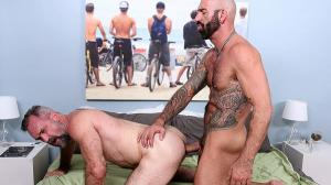CocksureMen – Drew Sebastian Barebacks Peter Rough