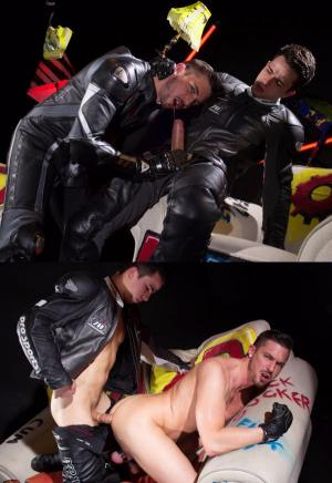 UKHotJocks – Hard Rider – Sam Barclay & Brute Club