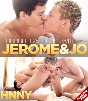 BelAmiOnline – Bubble bath bliss with… Johnny Bloom & Jerome Exupery – Bareback