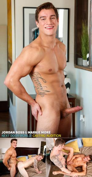 NextDoorCasting – Jordan Boss & Markie More fuck each other