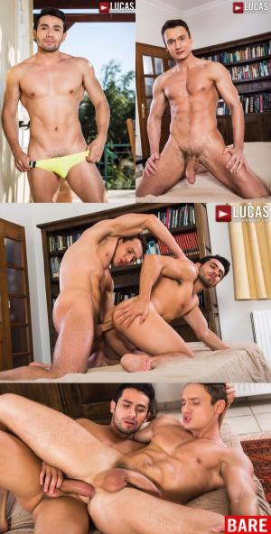 Lucas Entertainment – Derek Allan Tops And Bottoms For Alex Kof – Bareback – Lucas Men 2.0