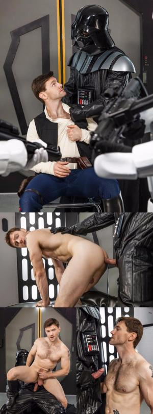 Drill My Hole – Star Wars A xxx Parody Part 3 – Dennis West & Vader – Men.com