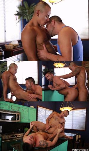 PeterFever – Working Man: Dancer – Rey Luis & Dominic Pacifico