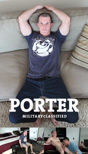 MilitaryClassified – Porter – Blowjob