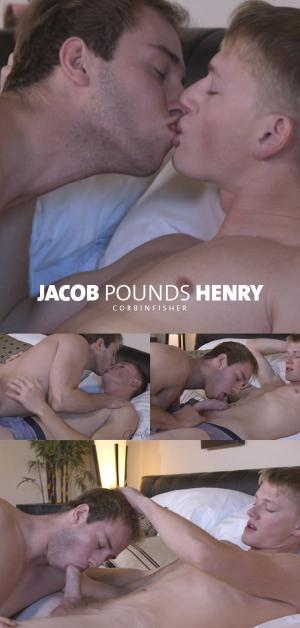 CorbinFisher – Jacob Pounds Henry – Bareback