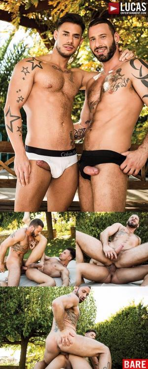 LucasEntertainment – Lucas Men 2.0 – Sergyo & Antonio Miracle flip fuck raw