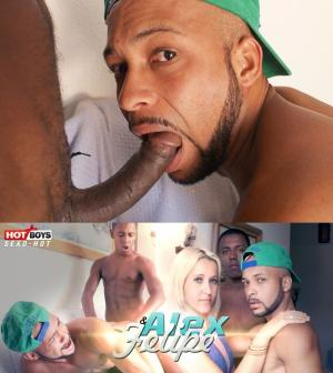HotBoys – Meu Vizinho me Fudeu (My Neighbour Fucked Me) – Felipe & Alex – Bareback