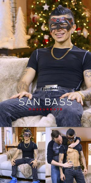 Maskurbate – San Bass – Deboxer's Twink Audition
