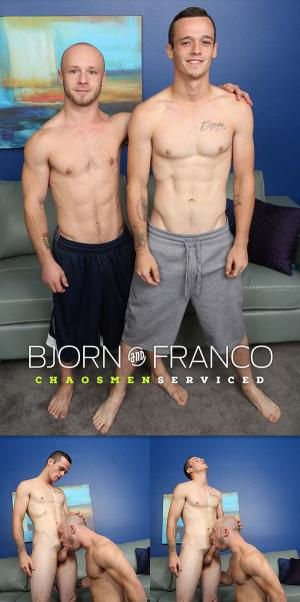 ChaosMen – Bjorn & Franco – Serviced
