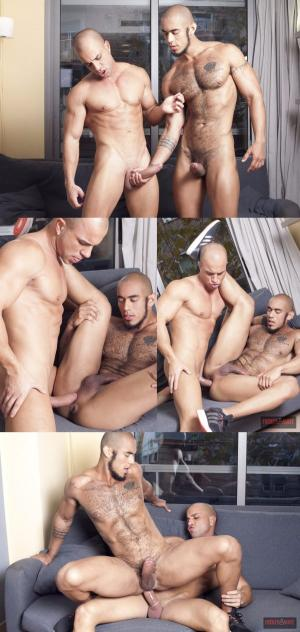 Fuckermate – Salt and Pepper – Antonio Aguilera & Louis Ricaute