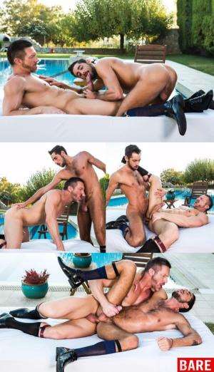 LucasEntertainment – Massimo Piano Sucks And Rides Tomas Brand's Superior Cock – Bareback