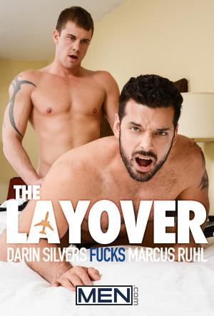 Str8toGay – The Layover – Darin Silvers Fucks Marcus Ruhl – Men.com