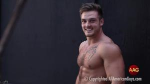 AllAmericanGuys – Sammy T. giving all the right looks