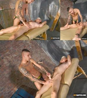 BoyNapped – Sensual Stroking For Titus – Titus Snow & Tyler Jenkins