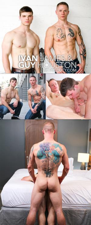 ActiveDuty – Ivan James & Guy Houston