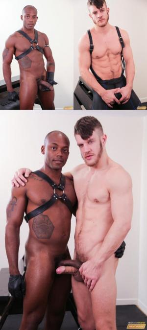 NextDoorEbony – Taut Leather – Caleb King & Osiris Blade