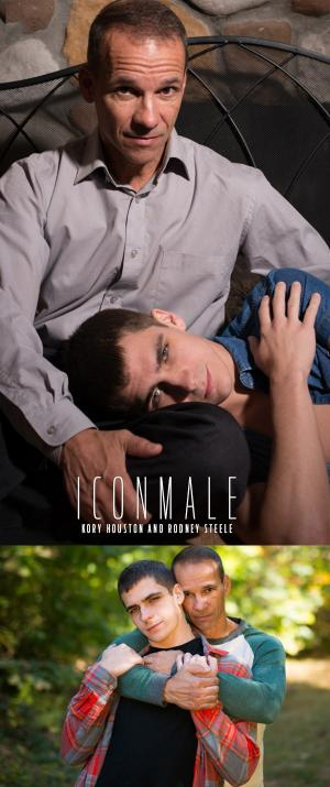 IconMale – Fathers And Sons 3 – Kory Houston & Rodney Steele