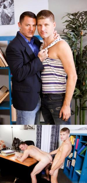 ExtraBigDicks – Payback Bottom – Peter Fields & Max Cameron