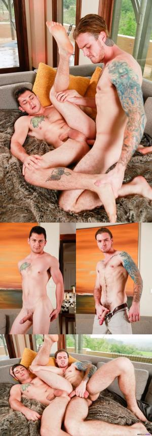 NextDoorRaw – My Boyfriend's Brother – Johnny Riley & Zane Porter – Bareback