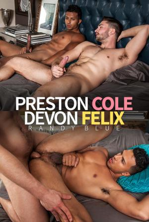 RandyBlue – Preston Cole creampies Devon Felix – Bareback