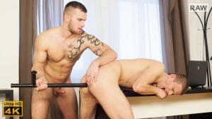 Str8Hell – Roco Rita & Alex Stan RAW – AIRPORT SECURITY