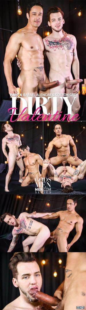 Gods Of Men – Dirty Valentine Part 4 – Rafael Alencar & Colton Grey – Men.com