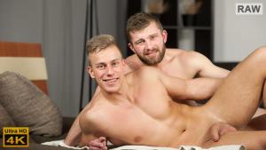 WilliamHiggins – Bradley Cook & Nikol Monak RAW – CHERRY BUSTING
