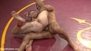 NakedKombat – Rikk York vs Zane Anders