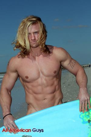 AllAmericanGuys – Eric T. beach and wind video