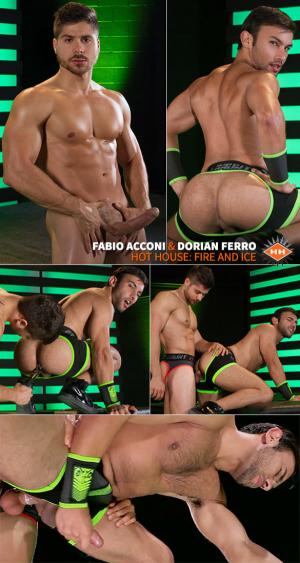 HotHouse – Pushing Limits – Fabio Acconi bangs Dorian Ferro