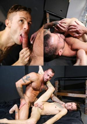 ExtraBigDicks – The Big Dick Club Part 1 – Sean Duran & Sean Christopher